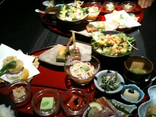 豆腐十菜膳