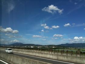 第二京阪車窓風景