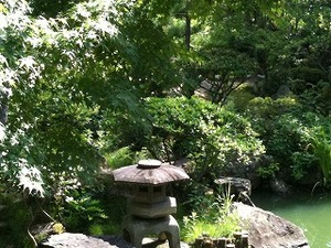 大原美術館日本庭園