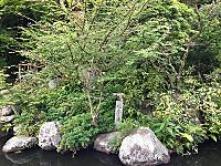 当麻寺の池